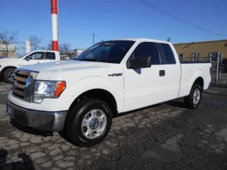 Used 2011 Ford F-150 XLT Extended Cab 6.5Ft Box 3.7L V6 Certified 205Km for sale in Rexdale, ON