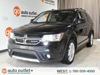 Used 2012 Dodge Journey R/T, Leather, Remote Start, Parking Sensors for sale in Edmonton, AB