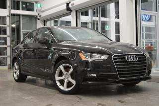 Used 2016 Audi A3 2.0T Komfort for sale in Vaudreuil-Dorion, QC