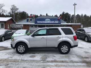 Used 2010 Mazda Tribute GS for sale in Flesherton, ON
