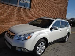 Used 2012 Subaru Outback 2.5i w/Limited for sale in Oakville, ON