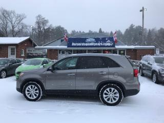 Used 2014 Kia Sorento EX w/Snrf for sale in Flesherton, ON