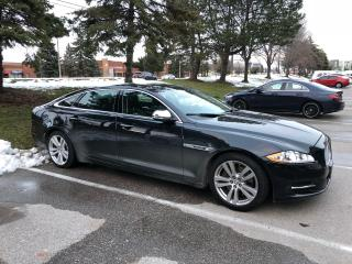 Used 2012 Jaguar XJ XJ L PORTFOLIO LONG WHEELBASE for sale in Concord, ON