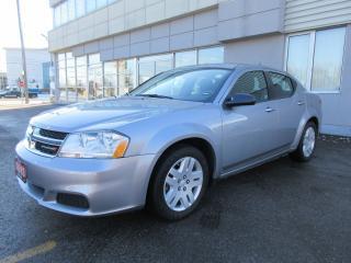 Used 2013 Dodge Avenger SE for sale in Mississauga, ON