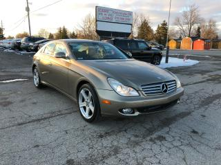 Used 2008 Mercedes-Benz CLS-Class CLS550 5.5L for sale in Komoka, ON