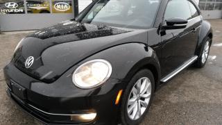 Used 2014 Volkswagen Beetle COMFORTLINE for sale in Guelph, ON