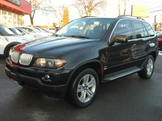 Used 2005 BMW X5 4.4i for sale in London, ON