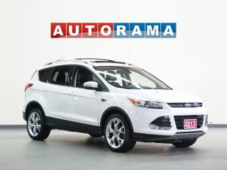 Used 2013 Ford Escape SE Navigation AWD for sale in Toronto, ON