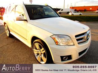 Used 2010 Mercedes-Benz GLK-Class GLK350 - 4MATIC - PANO ROOF for sale in Woodbridge, ON
