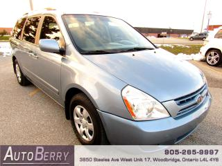 Used 2010 Kia Sedona LX - 3.8L for sale in Woodbridge, ON