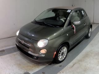 Used 2014 Fiat 500 500C Lounge for sale in Toronto, ON