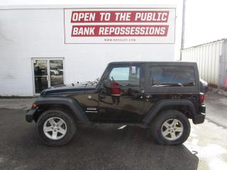 Used 2016 Jeep Wrangler SPORT for sale in Toronto, ON