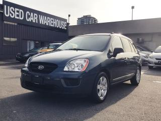 Used 2009 Kia Rondo LX w/AC for sale in Coquitlam, BC