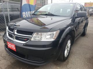 Used 2015 Dodge Journey 4 Cyl. / Push-Start / All Power Opts / MUST SEE! for sale in Scarborough, ON