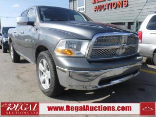 Used 2012 Dodge Ram 1500 SLT 4D Crew CAB 4WD for sale in Calgary, AB
