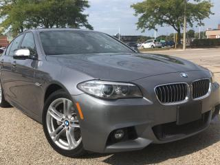 Used 2014 BMW 5 Series 4dr Sdn 528i xDrive AWD for sale in Waterloo, ON