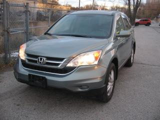 Used 2011 Honda CR-V EX-L w/Navi for sale in Scarborough, ON