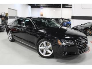 Used 2012 Audi A8 4.2 PREMIUM   CLEAN CARPROOF   SERVICE HISTORY for sale in Vaughan, ON