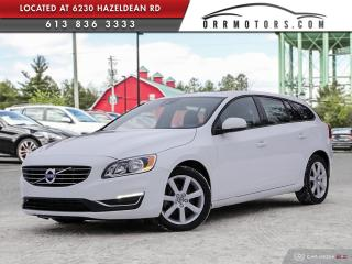 Used 2016 Volvo V60 T5 AWD for sale in Ottawa, ON