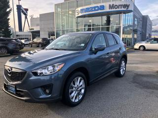 Used 2015 Mazda CX-5 GT AWD at for sale in North Vancouver, BC