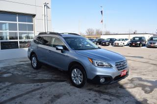 Used 2015 Subaru Outback 3.6R Touring Pkg | AWD | Roof | One Owner for sale in Stratford, ON