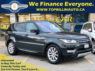 Used 2016 Land Rover Range Rover Td6 HSE for sale in Vaughan, ON