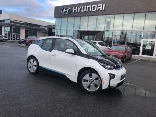 Used 2014 BMW i3 w Range Extender- Precondition Mobile Remote App. for sale in Port Coquitlam, BC