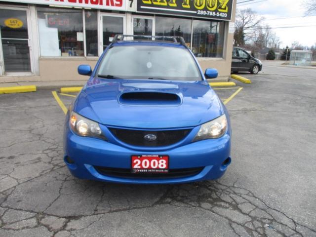 2008 Subaru Impreza WRX 5-Door