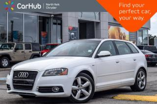 Used 2013 Audi A3 Progressiv AWD|Sunroof|Keyless_Entry|Pwr.Options|SiriusXM for sale in Thornhill, ON