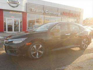 Used 2016 Honda Civic Touring for sale in Peterborough, ON