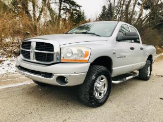 Used 2006 Dodge Ram 2500 for sale in Richmond Hill, ON