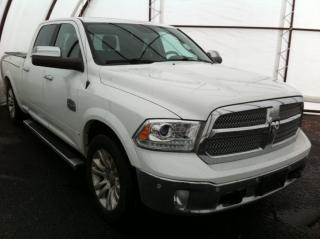 Used 2014 RAM 1500 Longhorn SUNROOF, NAVIGATION, PARK SENSE, AIR SUSPENSION, RAM BOX for sale in Ottawa, ON