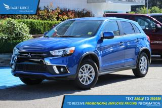 Used 2018 Mitsubishi RVR SE Heated Seats & Backup Camera for sale in Coquitlam, BC