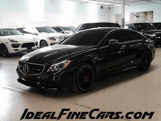 Used 2015 Mercedes-Benz CLS-Class CLS63S AMG/CARBON FIBER/577HP! for sale in Toronto, ON