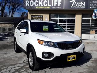Used 2012 Kia Sorento FWD 4dr I4 GDI Auto LX for sale in Markham, ON