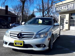 Used 2009 Mercedes-Benz C-Class 4dr Sdn 2.5L 4MATIC for sale in Markham, ON