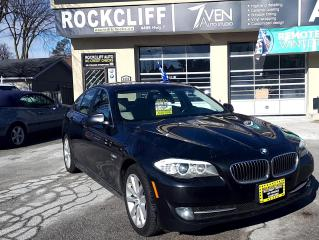 Used 2012 BMW 5 Series 4dr Sdn 528i xDrive AWD for sale in Markham, ON