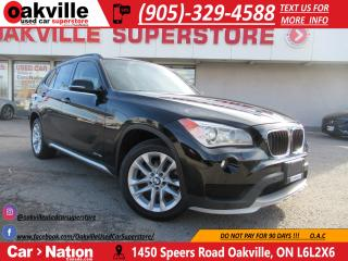 Used 2015 BMW X1 xDrive28i | PANO ROOF | HEATED SEATS | BLUETOOTH for sale in Oakville, ON