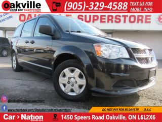 Used 2012 Dodge Grand Caravan SE/SXT | STOW N GO | 7 PASS | LOW KM for sale in Oakville, ON