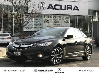 Used 2016 Acura ILX A-Spec - COMING SOON for sale in Markham, ON