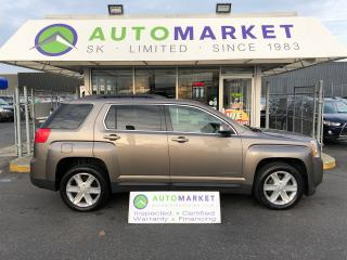 Used 2010 GMC Terrain SLE2 AWD YOU WORK/YOU DRIVE! for sale in Langley, BC