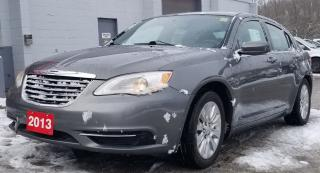 Used 2013 Chrysler 200 200 LX for sale in Owen Sound, ON