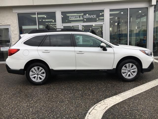 2019 Subaru Outback 2.5I TOURING EYESIGHT