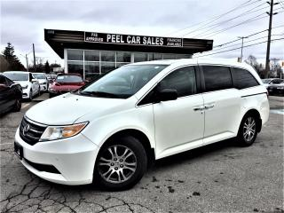 Used 2013 Honda Odyssey EX-L|LEATHER|DVD|PWRDRS| for sale in Mississauga, ON