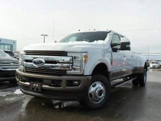 Used 2019 Ford F-350 Super Duty DRW KING RANCH 6.7L V8 DIESEL 720a for sale in Midland, ON