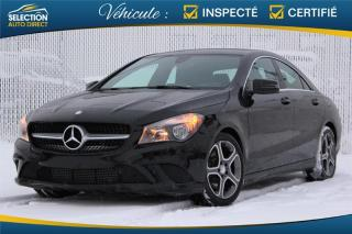 Used 2015 Mercedes-Benz CLA-Class 4DR SDN CLA 250 AWD for sale in Ste-Rose, QC