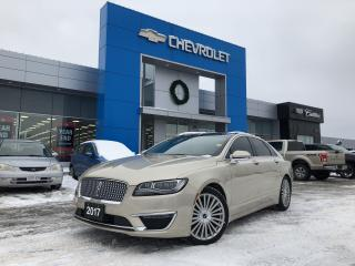 Used 2017 Lincoln MKZ Reserve for sale in Barrie, ON