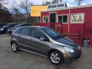 Used 2008 Mercedes-Benz B-Class for sale in Toronto, ON