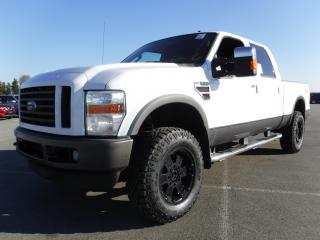 Used 2008 Ford F-350 SD FX4 Crew Cab Regular Box Diesel for sale in Burnaby, BC