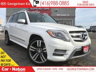 Used 2013 Mercedes-Benz GLK-Class 250 BLUETECH|NAVI|DIESEL|ALL WHEEL DRIVE|CAMERA for sale in Georgetown, ON